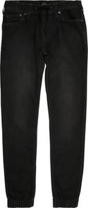 Czarne spodnie dziecięce Pepe Jeans z jeansu