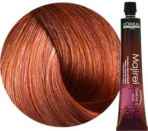 L'Oreal Paris Loreal Majirel   Trwała farba do włosów - kolor 7.43 blond miedziano-złocisty 50ml - Wysyłka w 24H!