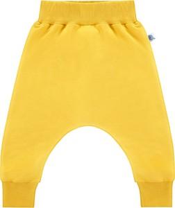 Spodnie dziecięce Tuszyte z bawełny dla chłopców