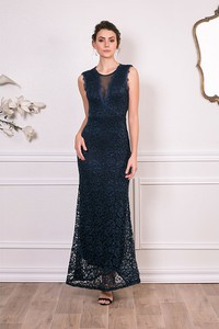 Sukienka Bain De Nuit z okrągłym dekoltem