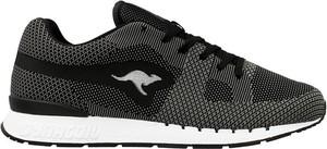 Buty sportowe Kangaroos sznurowane w sportowym stylu