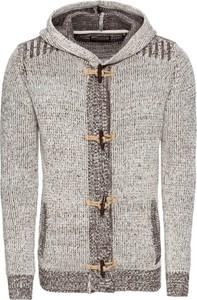 Sweter Petrol Industries z dzianiny w stylu casual