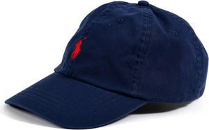 Granatowa czapka POLO RALPH LAUREN