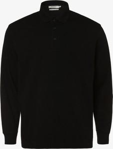Czarna koszulka polo Mc Earl