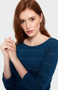 Niebieski sweter Greenpoint w stylu casual