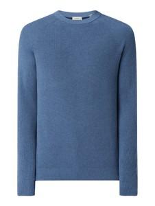 Sweter Esprit z okrągłym dekoltem w stylu casual