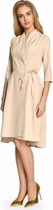 Sukienka Style midi asymetryczna