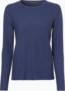 Granatowy sweter franco callegari