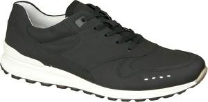 Buty sportowe Ecco sznurowane z nubuku
