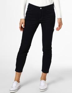 Granatowe jeansy MAC