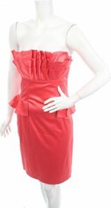 Sukienka Free Style gorsetowa bez rękawów