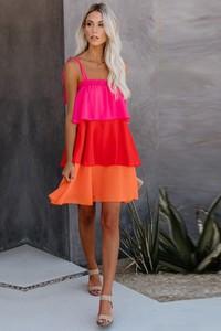 Sukienka Ivet.pl mini w stylu casual na ramiączkach