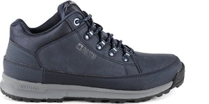 Granatowe buty zimowe Big Star w sportowym stylu