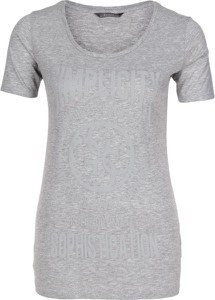 T-shirt Guess w stylu casual z okrągłym dekoltem