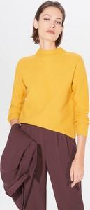 Żółty sweter Mohito
