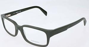 amazon.de DIESEL dl5080 097 (matowy Dark Green/) oprawka okularów