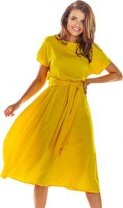 Sukienka Awama midi