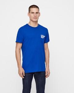 Niebieski t-shirt G-star