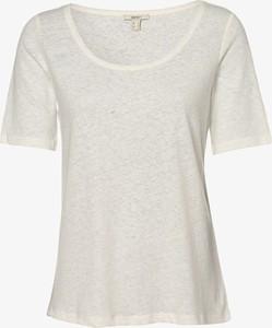 T-shirt Esprit z dżerseju z krótkim rękawem w stylu casual