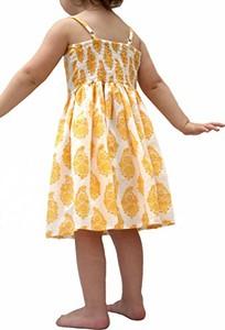 Sukienka dziewczęca Lovemeels z bawełny