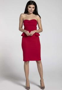 Czerwona sukienka Nommo