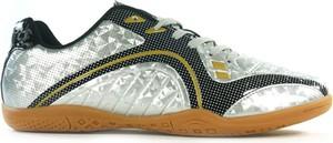 Buty sportowe American Club ze skóry ekologicznej z płaską podeszwą