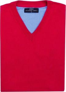 Sweter Giacomo Conti w stylu casual z tkaniny