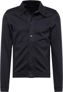 Granatowa bluza Selected Homme z bawełny w stylu casual