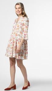 Sukienka More & More z długim rękawem