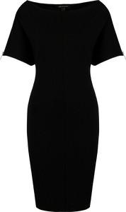 Sukienka Armani Exchange mini w stylu casual