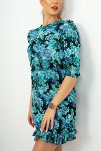 Sukienka ZOiO.pl mini w stylu casual z okrągłym dekoltem