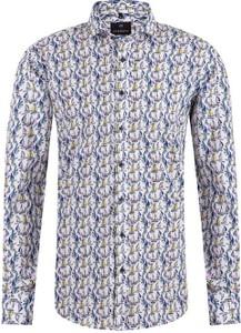 Koszula Di Selentino w młodzieżowym stylu z długim rękawem
