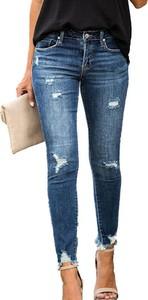 Jeansy Arilook w stylu casual z jeansu