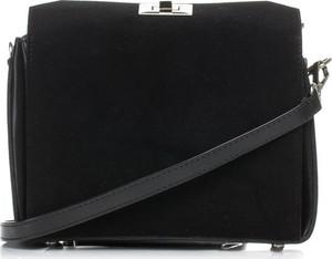 Czarna torebka Stylove średnia