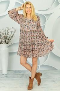 Sukienka Made in Italy oversize mini