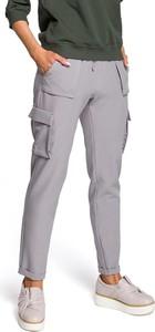 Spodnie Made Of Emotion w militarnym stylu