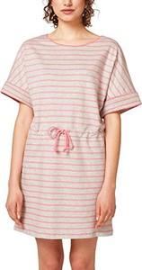 Różowa sukienka edc by esprit