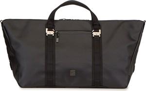 Czarna torba podróżna Db