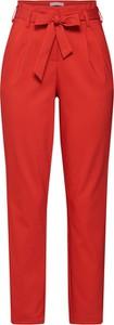 Czerwone spodnie Vila