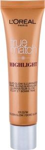 L'Oreal Paris L´oréal Paris True Match Highlight Liquid Glow Rozświetlacz 30Ml 101.D/W Golden Glow