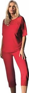 Czerwona piżama DKAREN