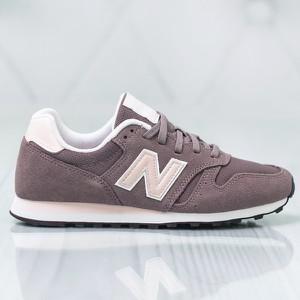 Fioletowe buty sportowe New Balance 373