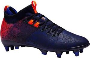 Granatowe buty sportowe Kipsta sznurowane