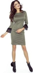 b8c9213691 Sukienka Nubile z długim rękawem ołówkowa w stylu casual