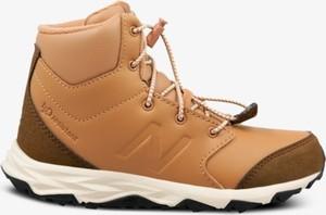 Buty dziecięce zimowe New Balance sznurowane