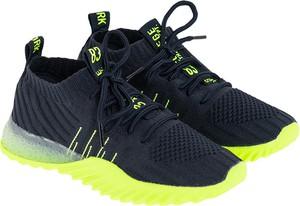 Czarne buty sportowe dziecięce Cool Club sznurowane