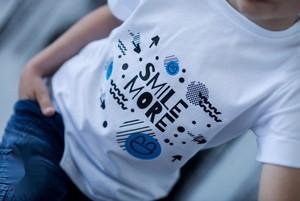 Koszulka dziecięca All For Kids z bawełny