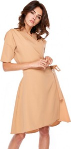 Sukienka Ooh la la z krótkim rękawem