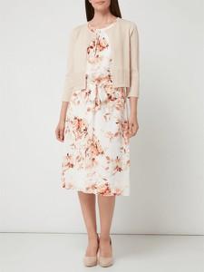 Sukienka S.Oliver Black Label w stylu boho bez rękawów