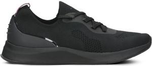 Buty sportowe Tamaris sznurowane z płaską podeszwą w sportowym stylu